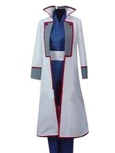 Gintama Yagyuu Kyuubee Halloween Cosplay Costume Male Version
