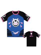 Overwatch Ow D.va Kawaii T Shirt