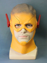 Carnevale The Flash Maschera Cosplay in lattice maschera