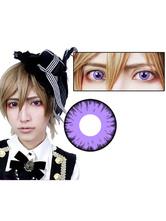Kuroko No Basketball Murasakibara Atsushi Halloween Purple Cosplay Contact Lenses
