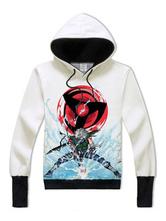Hoodie do poliéster de Naruto Moletom Com Capuz Hoodie da cópia de Kakashi da camisola de Cosplay