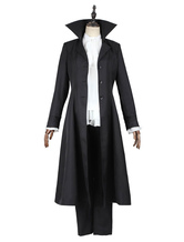 Bungo Stray Dogs Ryunosuke Akutagawa Halloween Cosplay Costume