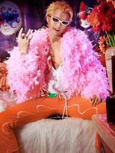 One Piece Donquixote Halloween Cosplay Costume