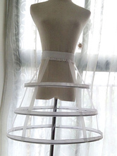 Lolita Fishbone Petticoat Crinoline For Summer