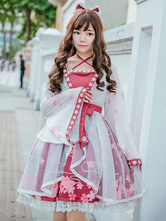 Qi Lolita One Piece Dress Chinese Style Op