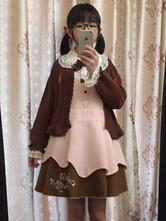 Sweet Lolita Cardigan Cookie Theme Lolita Top
