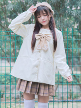 Sailor Lolita Coat Sweet Sailor Collar Lolita Coat