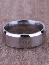 Титановое кольцо Наруто аниме Cosplay