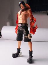 Halloween Figura del kit del garage di One Piece Portgas