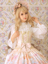 Sweet Lolita Skirt SK Vier Zeichen Constellation Lolita Rock