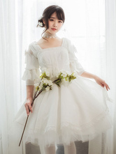Lolita Wedding Dress Star And Sand Theme Gorgeous Lolita Dress