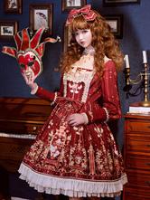 Sweet Lolita - Robe une pièce Op Royal Circus Princess Hamster Sweet Lolita - Robe une pièce