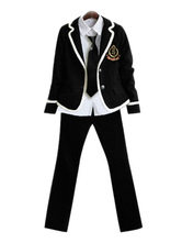British School Uniform For Men Japanese School Boy Uniform