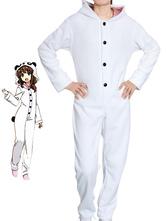 Seishun Buta Yarou Azusagawa Kaede Halloween Cosplay Panda Pajamas Aobuta Rascal Does Not Dream Of Bunny Girl Senpai Halloween Cosplay Costume