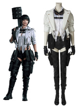 Devil May Cry 5 Lady Halloween Cosplay Costume