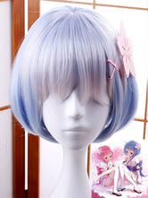 Rezero Starting Life In Another World Rem Halloween Cosplay Headwear