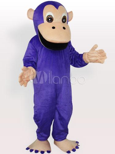 Purple Gorilla Adult Mascot Costume Milanoo Com