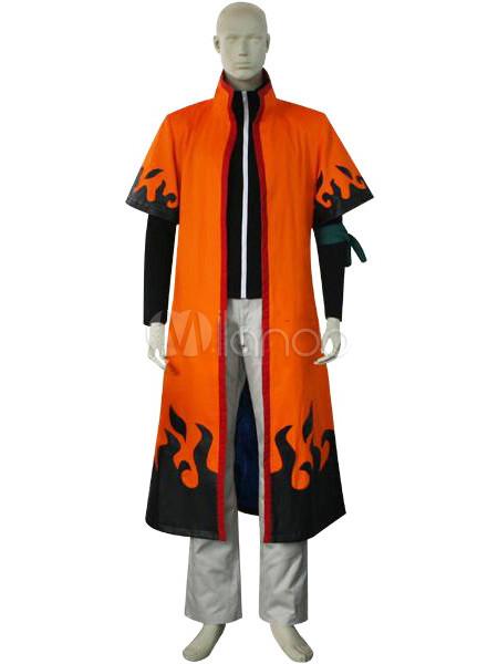 Naruto Uzumaki 6th Hokage Cosplay Costume No1