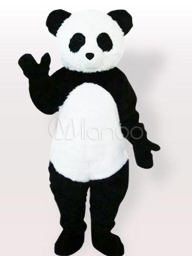 plusch panda erwachsenen maskottchen kostum no 1