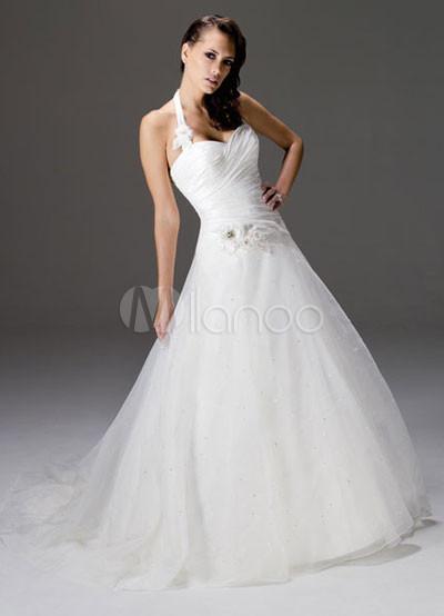 vestido de novia de raso bordado rebordear vestido de novia