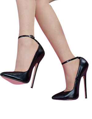 Congratulate, Black sexy pump for