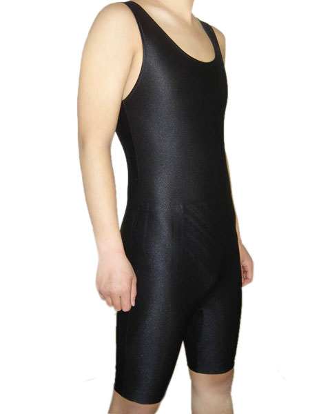 Buy Black Lycra Spandex Catsuit for Halloween Morphsuits Halloween for $24.69 in Milanoo store