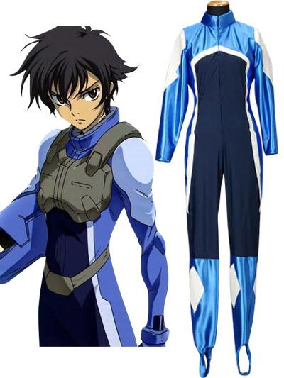 Mobile Suit Gundam 00 Setsuna F Seiei Pilot Suits Cosplay Costume Milanoo Com