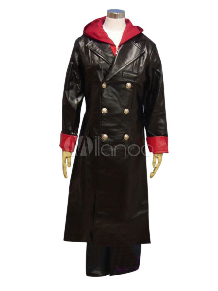 Devil May Cry Nero Cosplay Costume Halloween