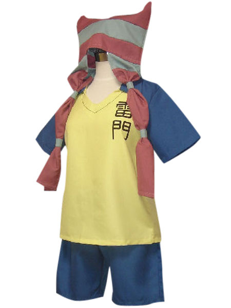 Inazuma Eleven Cosplay Costume Raimon School  Halloween