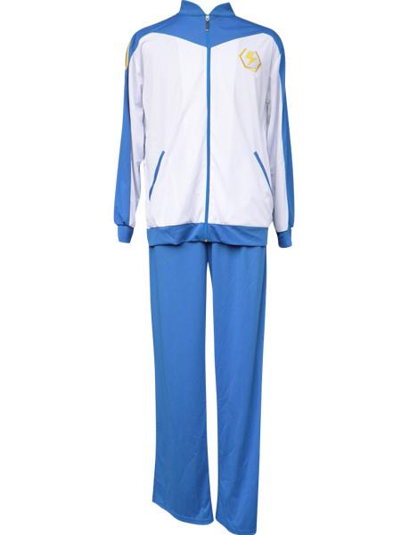 Inazuma Eleven Cosplay Costume Winter School Uniform Halloween