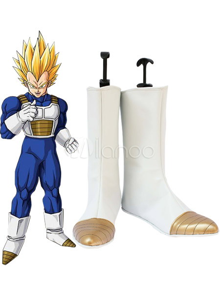 Dragon Ball Imitated Leather Cosplay Shoes Halloween-No.1 ...