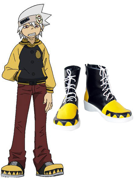 Soul Eater Halloween Cosplay Shoes Halloween