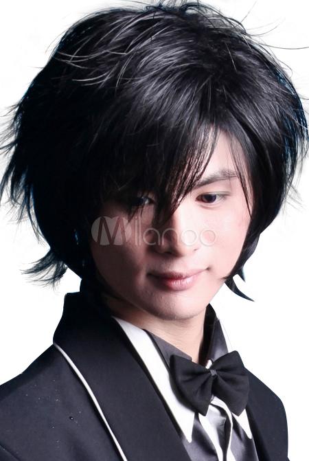 Buy Anime Nylon Cosplay Wig Halloween for $24.99 in Milanoo store