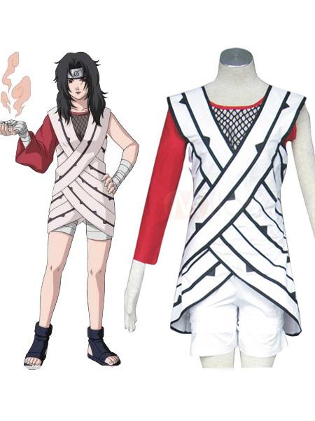 Naruto Yuuhi Kurenai Cosplay Costume Halloween