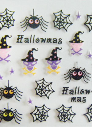 Great PVC 1-Piece Nail Stickers Cheap clothes, free shipping worldwide