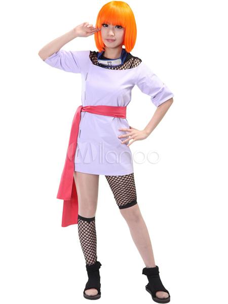 Naruto Temari Cosplay Costume Halloween