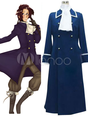 Axis Powers Hetalia Austria Halloween Cosplay Costume Halloween