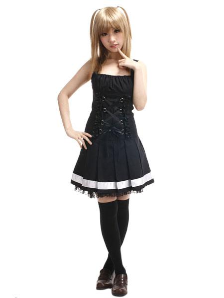Death Note Amane Misa Halloween cosplay costume Halloween