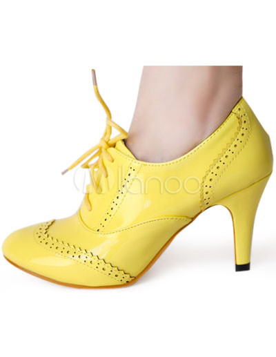 Zapatos amarillos para mujer XQWYpx8WxE