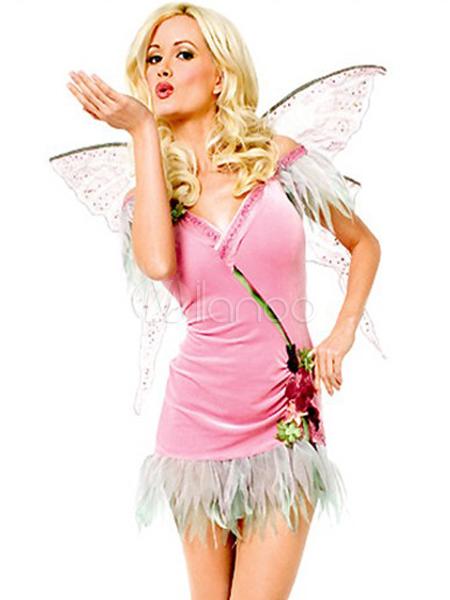 Sexy Playboy Fantasy Elf Costume Halloween