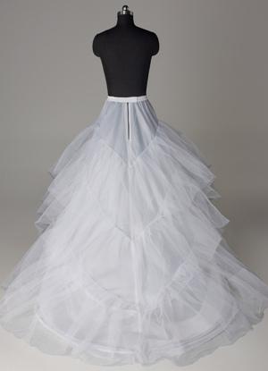 newest 8a455 f3dab Weißer 90 cm Unterrock aus Tüll für Ballkleid 2019 Brautkleider&Accessoires