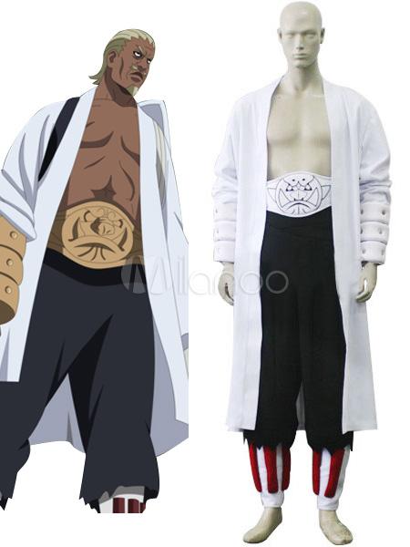 Naruto Raikage Cosplay Costume Halloween