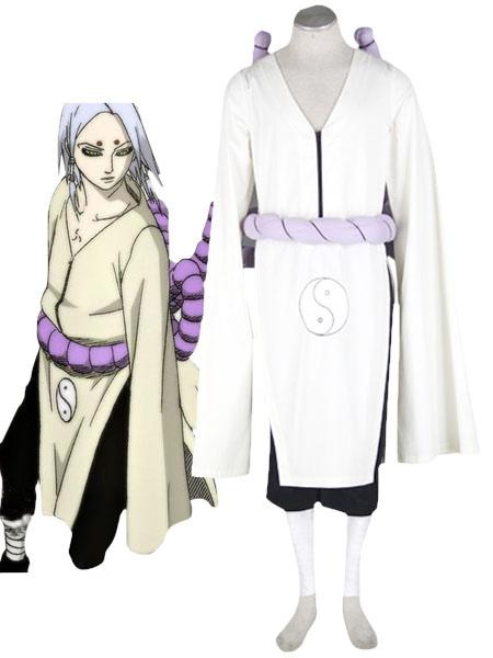 Naruto Kimimaro Halloween Cosplay Costume Halloween