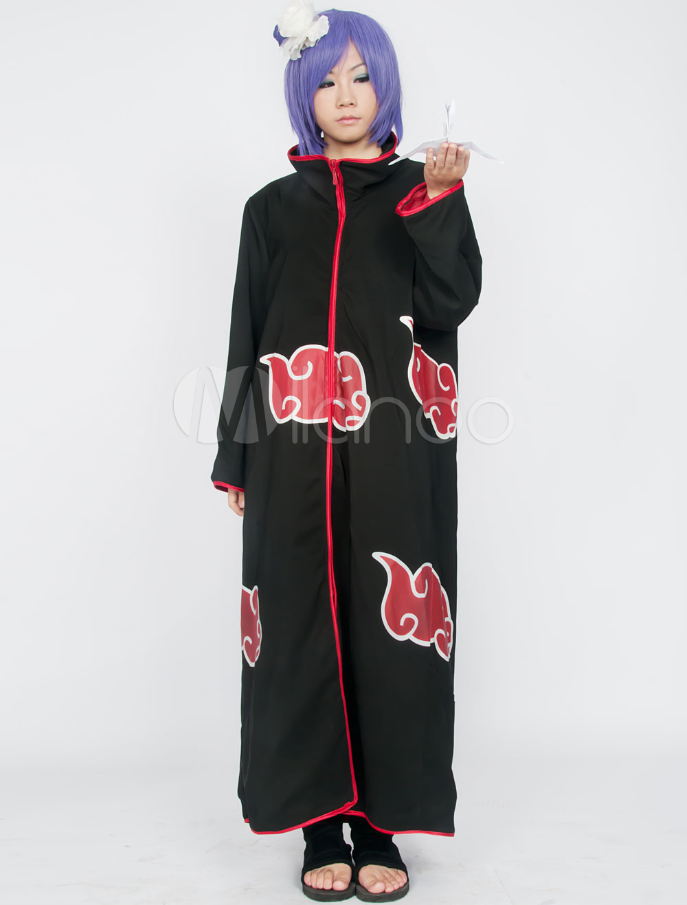 Naruto  Konan Akatsuki Halloween Cosplay Costume Halloween