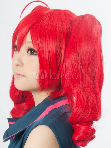Vocaloid Kasane Teto Cosplay Wig Halloween - Milanoo.com  Vocaloid Kasane...