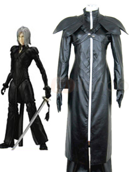 Final Fantasy VII Advent Children KADAJ Cosplay Costume Halloween