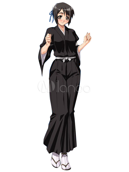 Buy Bleach Hinamori Momo Halloween Cosplay Costume 5th Division Lieutenant Cosplay Costume Halloween for $114.99 in Milanoo store
