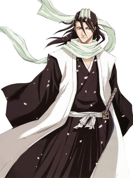 Buy Bleach Kuchiki Byakuya Cosplay Halloween Costume 6th Division Captain Cosplay Costume Halloween for $84.38 in Milanoo store