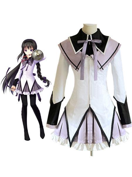 Puella Magi Madoka Magica Cos Miki Sayaka cosplay costume halloween custom