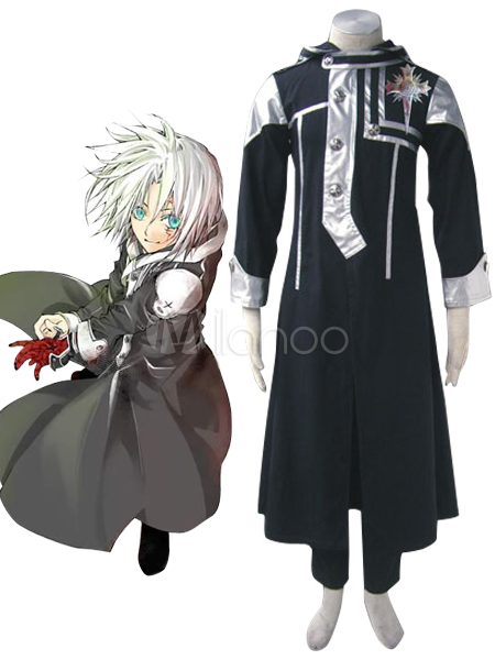 Buy D.Gray man Allen Walker Halloween Cosplay Costume Halloween for $66.98 in Milanoo store